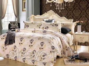 Комплект постельного белья из сатина Bella Villa Размер Евро, семейный