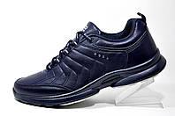 Мужские кроссовки ECCO BIOM FJUEL TRAIN, Распродажа (Dark Blue)