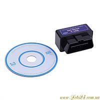 Автосканер Mini ELM327 V1.5 OBD2 OBDII WIFI + ДИСК ПО