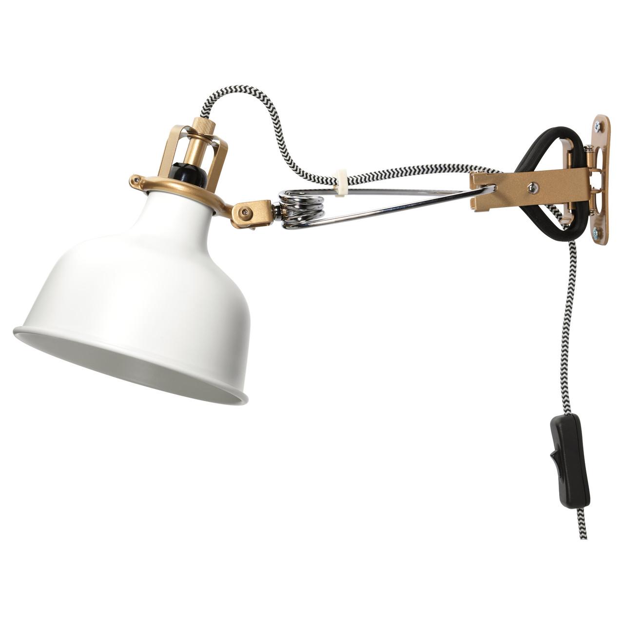 Настенный светильник IKEA RANARP