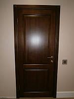 Двери М-4/2 деревянные межкомнатные из ясеня в Киеве