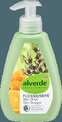 Жидкое био-мыло Olive-Orange, 300 мл