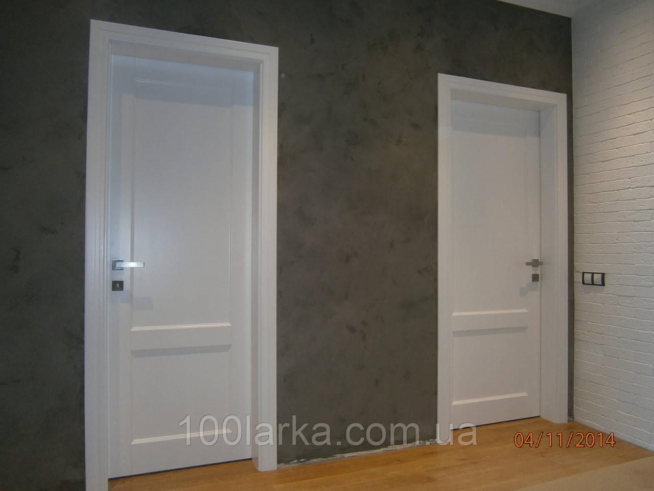 Двери М-4/2  межкомнатные из ясеня в Киеве