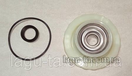 Ступица для электролюкс (занусси) с подшипником 6203zz пара, фото 2