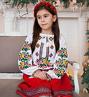 Вишиванка (4-11 років) - домоткане полотно