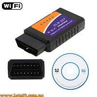 Авто-сканер WIFI ELM327 V1.5 OBD2 OBDII + программы