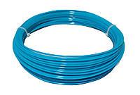 ПЛА пластик голубой  для 3д ручек (PLA нить 1.75 мм)