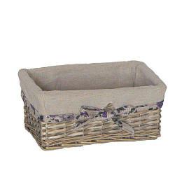 Плетеная корзинка Natural House S(27x17х11)