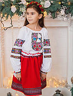 Вишиванка (4-11 років) Бойківська - домоткане полотно