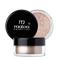 Пигмент рассыпчатый Dramatic Chrome Malva Cosmetics № 05