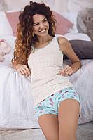 Комплект майка+шорты Anabel Arto 42