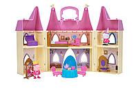 Переносной Королевский Замок Свинки Пеппы, Peppa Pig Princess Castle Playset из США