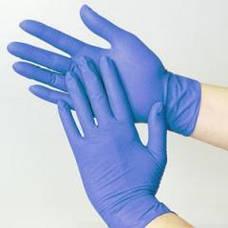 Нитриловые перчатки Nitrylex® PF Basic, фото 3