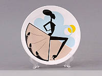 Тарелка декоративная Jansen+co BV Платье 20 см 660-526