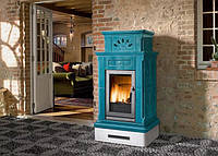 CANAZEI 9,2 кВт - Печь на дровах Piazzetta Италия, фото 1