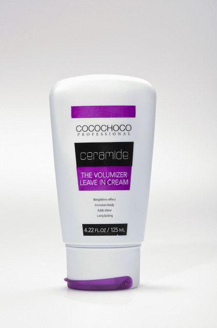 Крем для объема волос COCOCHOCO CeramideVolumizer leave-in cream, 125 мл