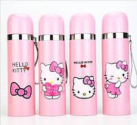 Термос детский 500 мл Hello Kitty