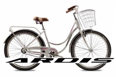 """Городской велосипед ARDIS PEGI 26"""" 17""""  Серый"""
