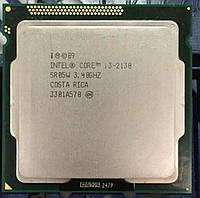 Процессор 2 ядра Intel CORE i3-2130 3.40GHz LGA1155