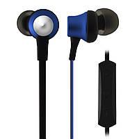 Вакуумные беспроводные наушники OVLENG S10 Bluetooth BLUE