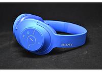 *Наушники Sony S-100 с Bluetooth СИНИЕ!!!