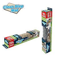 *Супервпитывающий придверный коврик Clean Step Mat