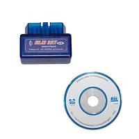 Диагностический сканер для авто ELM327 Bluetooth