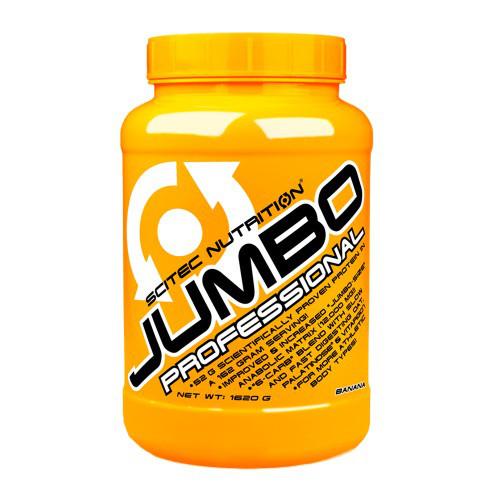 Гейнер Scitec Nutrition Jumbo Professional 1,6 kg