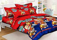 Детский комплект постельного белья 150*220 хлопок (8972) TM KRISPOL Украина