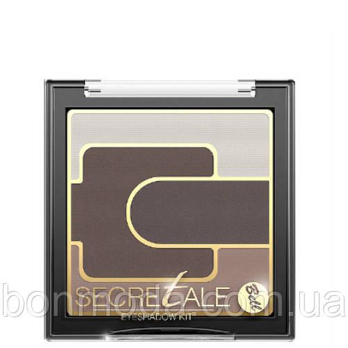 Тени для век Набор Bell Secretale Eyeshadow № 01