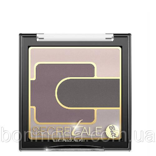 Тени для век Набор Bell Secretale Eyeshadow № 02