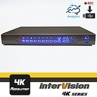 Видеорегистратор  UDR-4K-166USB