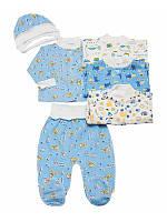 Комплект для новорожденного мальчика или девочки с начесом