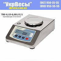 Лабораторные весы Техноваги ТВЕ-0,15-0,001/С/1