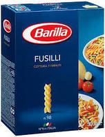 Макароны-спиральки Barila Fusilli 1кг