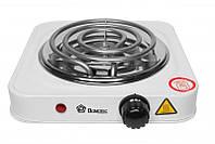 Электроплита Domotec MS-5801,электрическая настольная плита, электроплита одноконфорочная