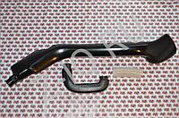 Шноркель 21214 инжектор (Воздуховод), толстостенный, стекломат и полиэфирка.
