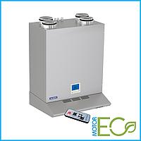 Приточно-вытяжная установка с кухонной вытяжкой Вентс ВУТ 300 ЭВК мини ЕС (рекуператор)