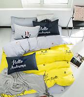Комплект постельного белья из сатина Bella Villa B-0092