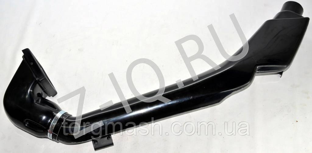 Шноркель 21214 Люкс з насадкою-повітрозабірником