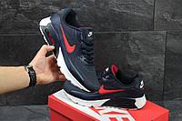 Кроссовки NIke Air Max мужские кроссовки синие c красным