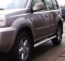 Подножки, Трубы на Nissan X-Tail (2001-2007) Х Треил