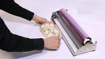 Холодные столы (размотчики-отсекатели плёнки стретч)