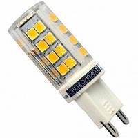 Лампа LED Светкомплект G9 5 Вт 220 В теплый свет