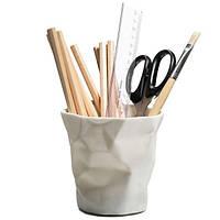 Стакан для ручек и карандашей (Белый)