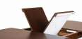 Стол «Анжелика» обеденный раскладной деревянный орех, фото 4
