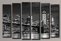 "Модульная картина на холсте ""New York City 13"""