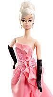 Коллекционная кукла Барби Силкстоун Гламурный наряд - Glam Gown Barbie Silkstone DGW58, фото 6