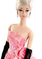Коллекционная кукла Барби Силкстоун Гламурный наряд - Glam Gown Barbie Silkstone DGW58, фото 7
