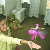 Фея Flying Fairy - кукла, которая умеет летать!